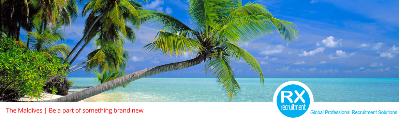 RX Recruitment - Recruiting for the Maldives